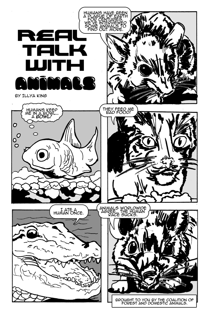 Real Talk with Animals